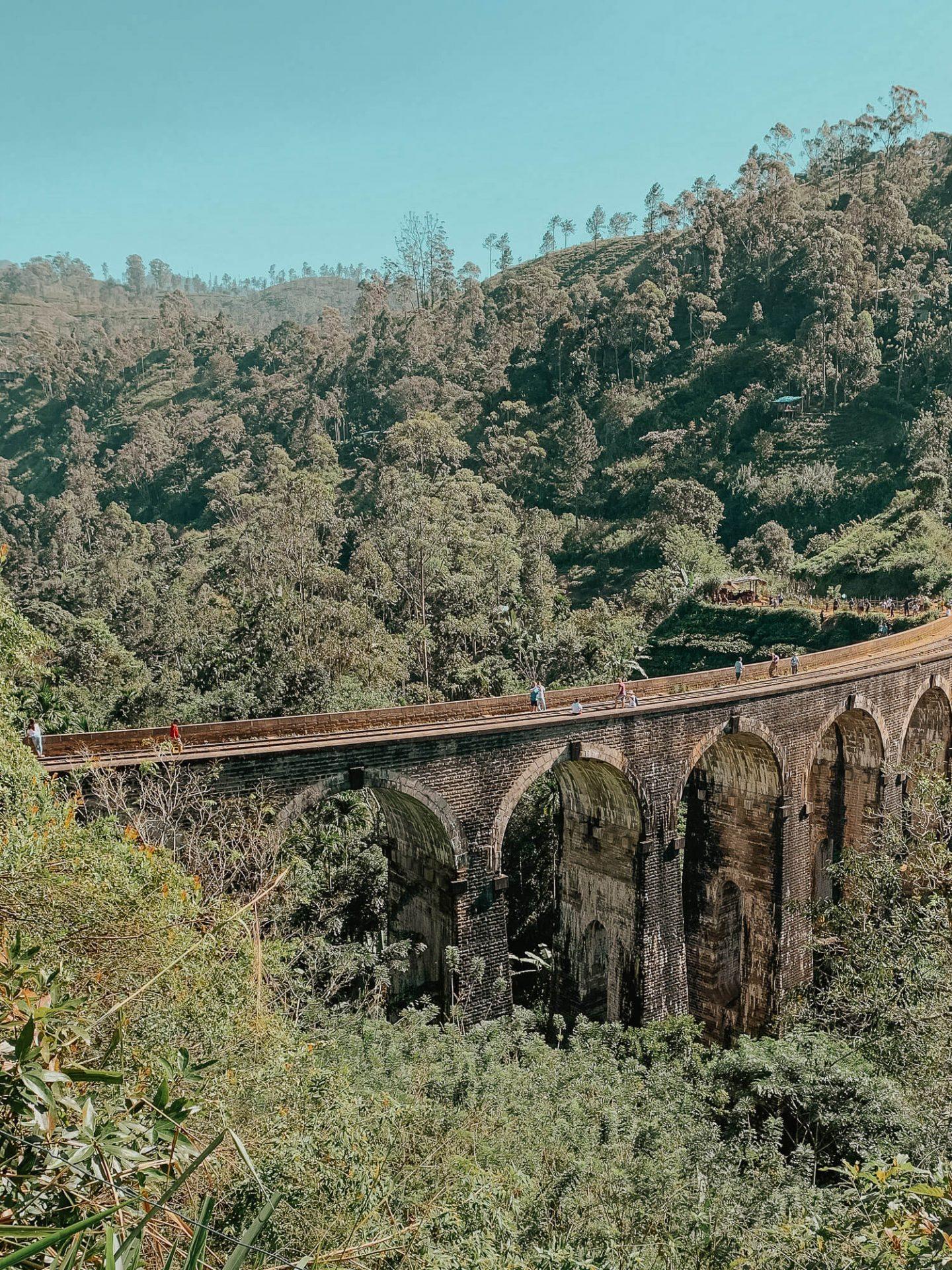 Nine Arches Bridge, Ella Sri Lanka