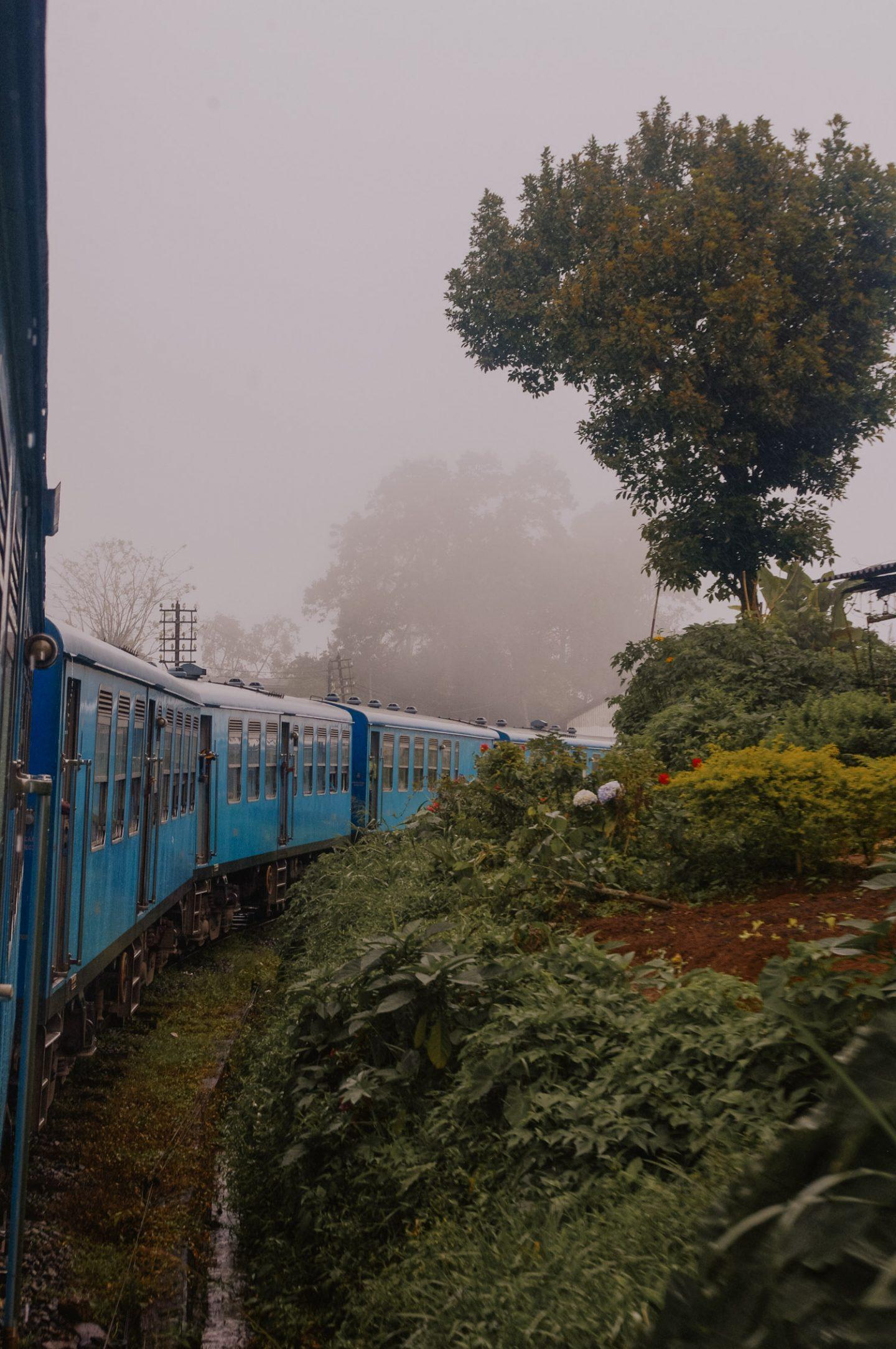 3 weeks in sri lanka itinerary train ride