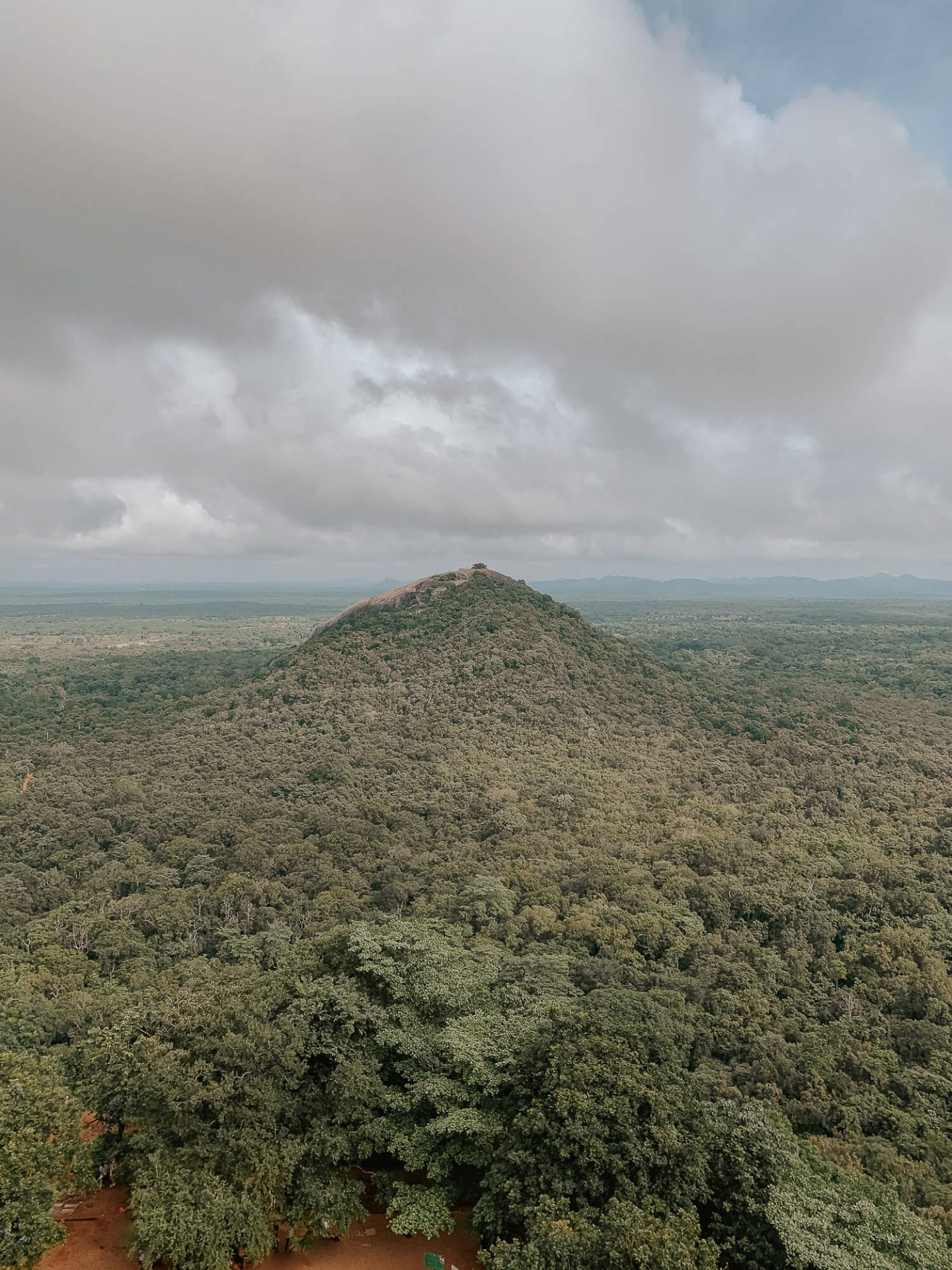 Pidurangala Sri Lanka