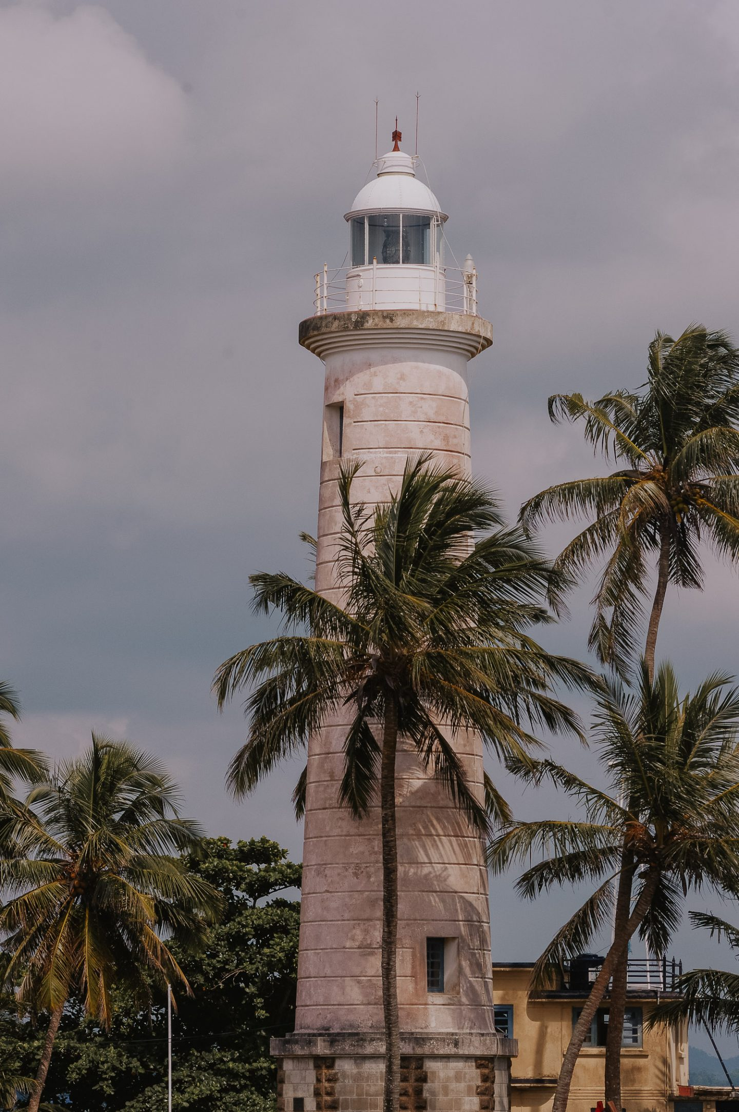 Lighthouse Galle Fort Sri Lanka itinerary