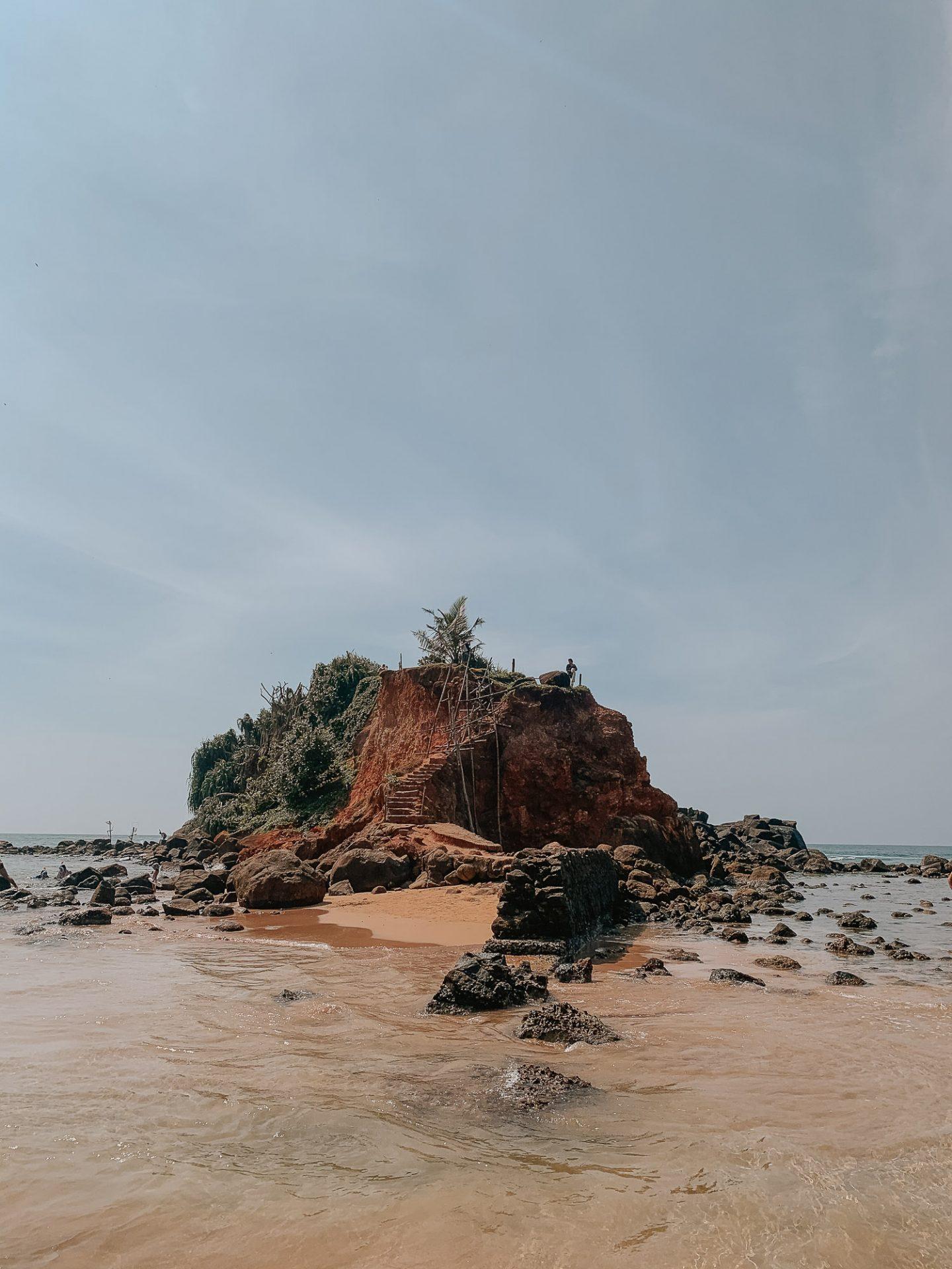 Mirissa Beach Sri Lanka 3 week itinerary