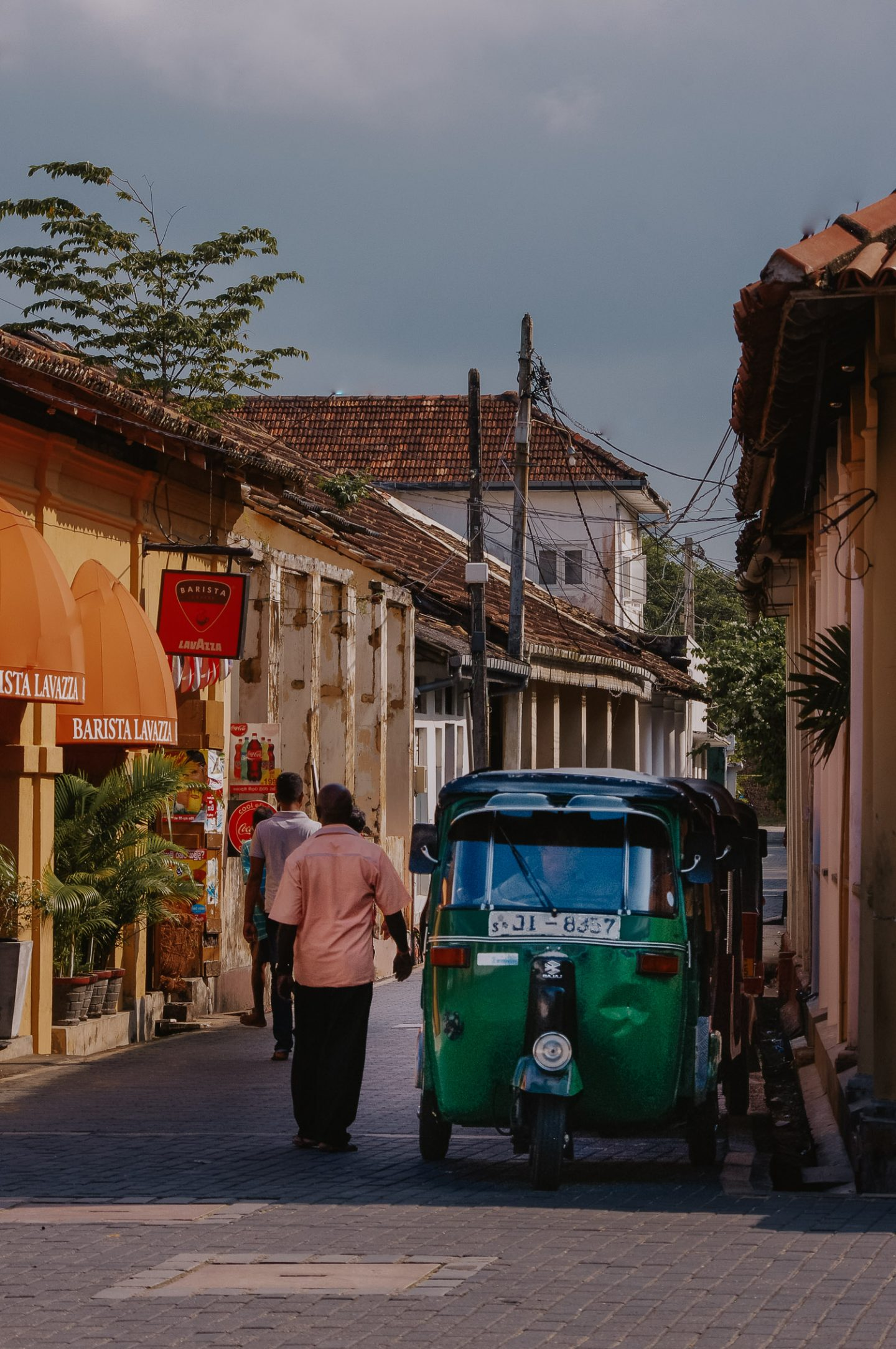 Galle Fort streets