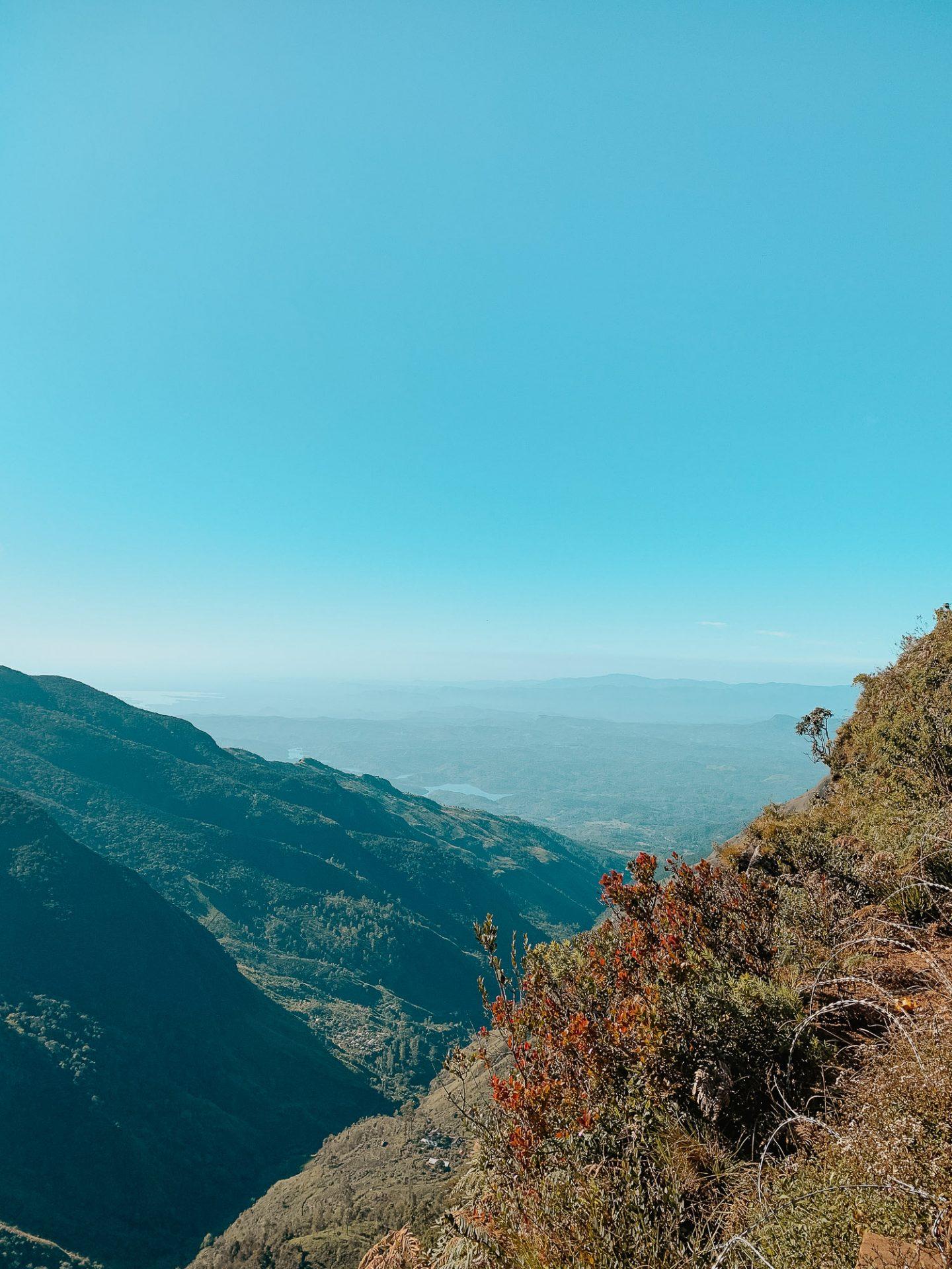 Horton Plains National Park Sri Lanka 3 week itinerary