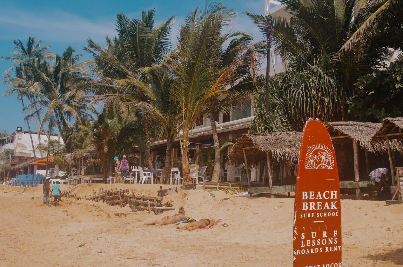 Beach Towns in Sri Lanka What to Wear