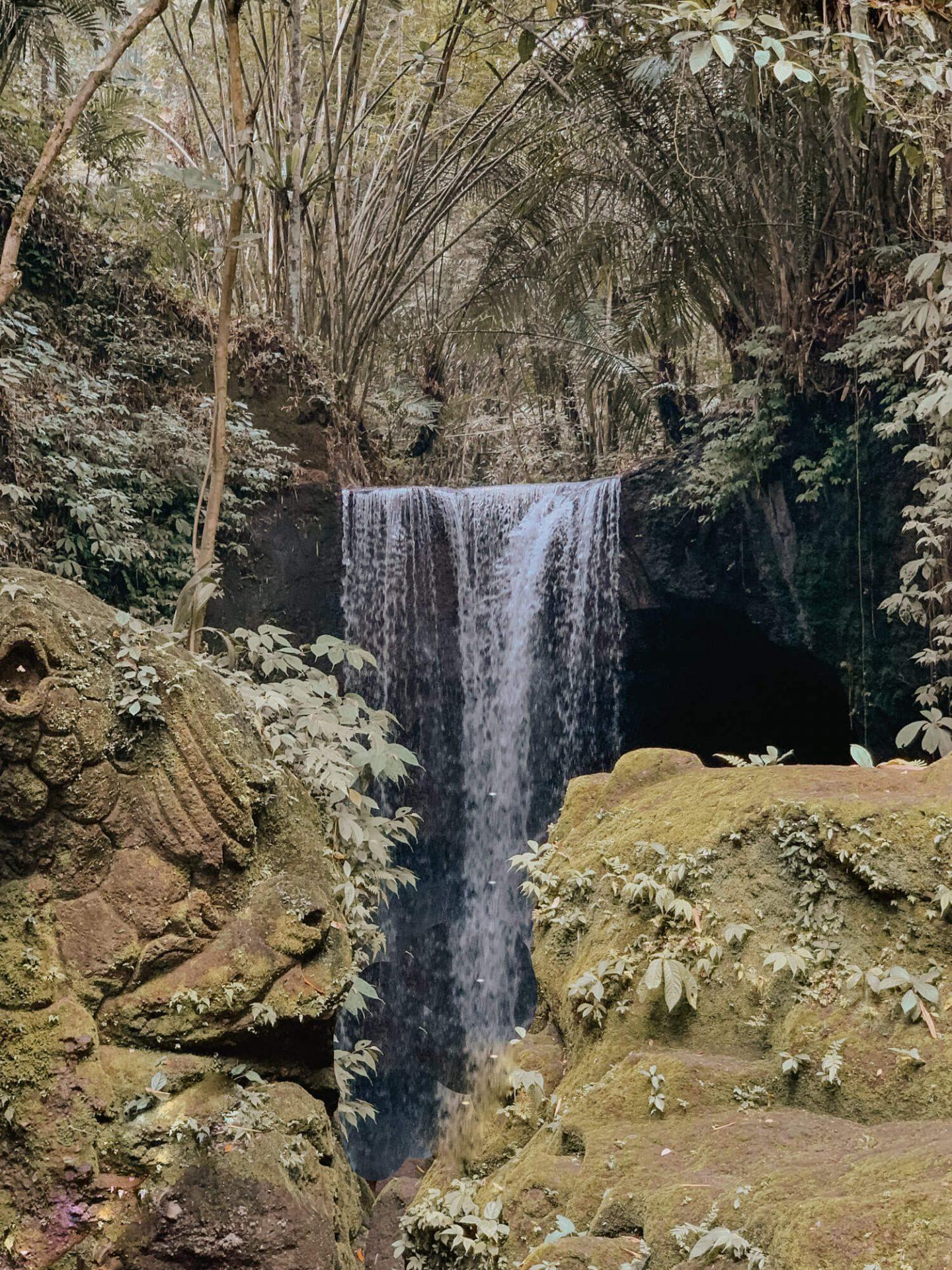 Suwat Waterfall Ubud Bali