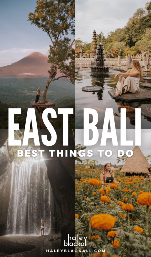 Things to do in East Bali Pin
