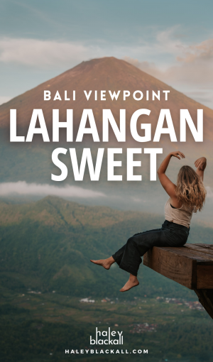 Lahangan Sweet Bali Pin