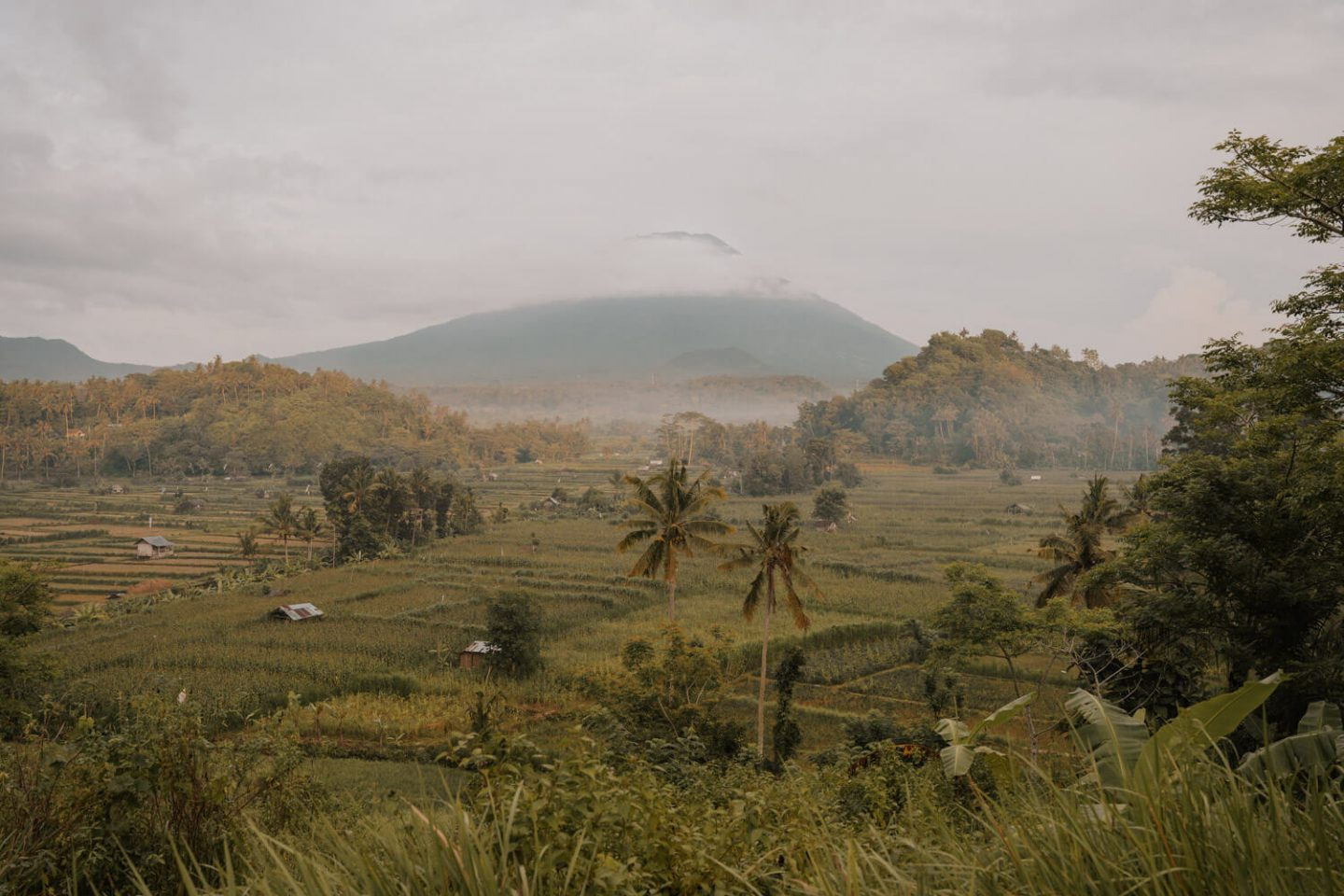 mount agung viewpoint