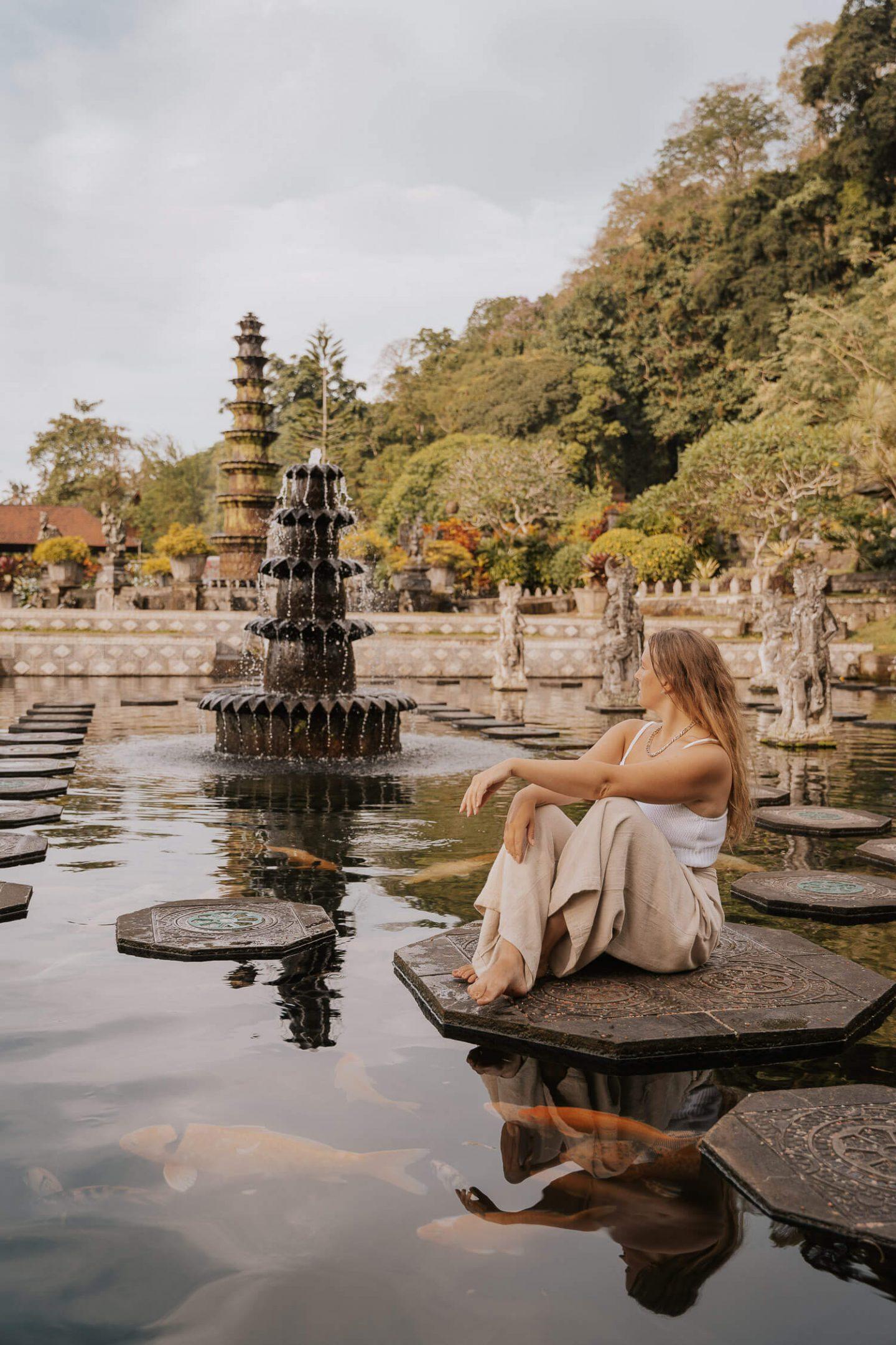 Tirta Gangga Water Palace Things to Do in East Bali