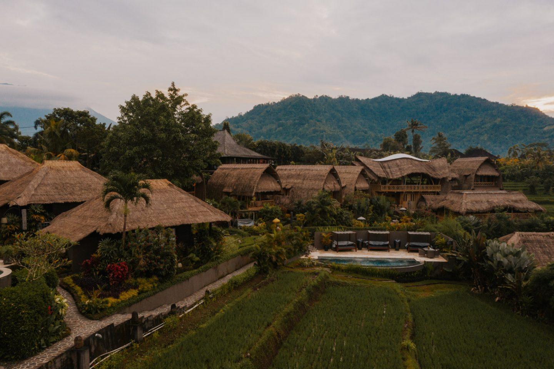 Samanvaya Luxury Resort Where to stay in Sidemen Bali