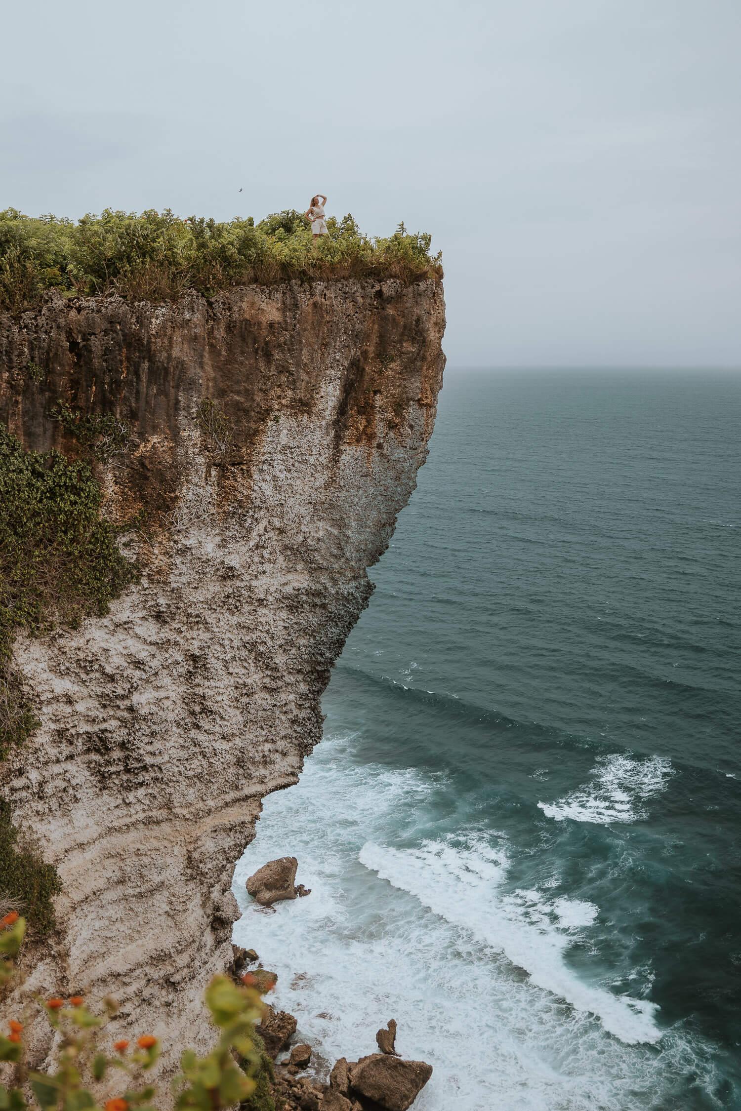 Karang Boma Cliff Bali