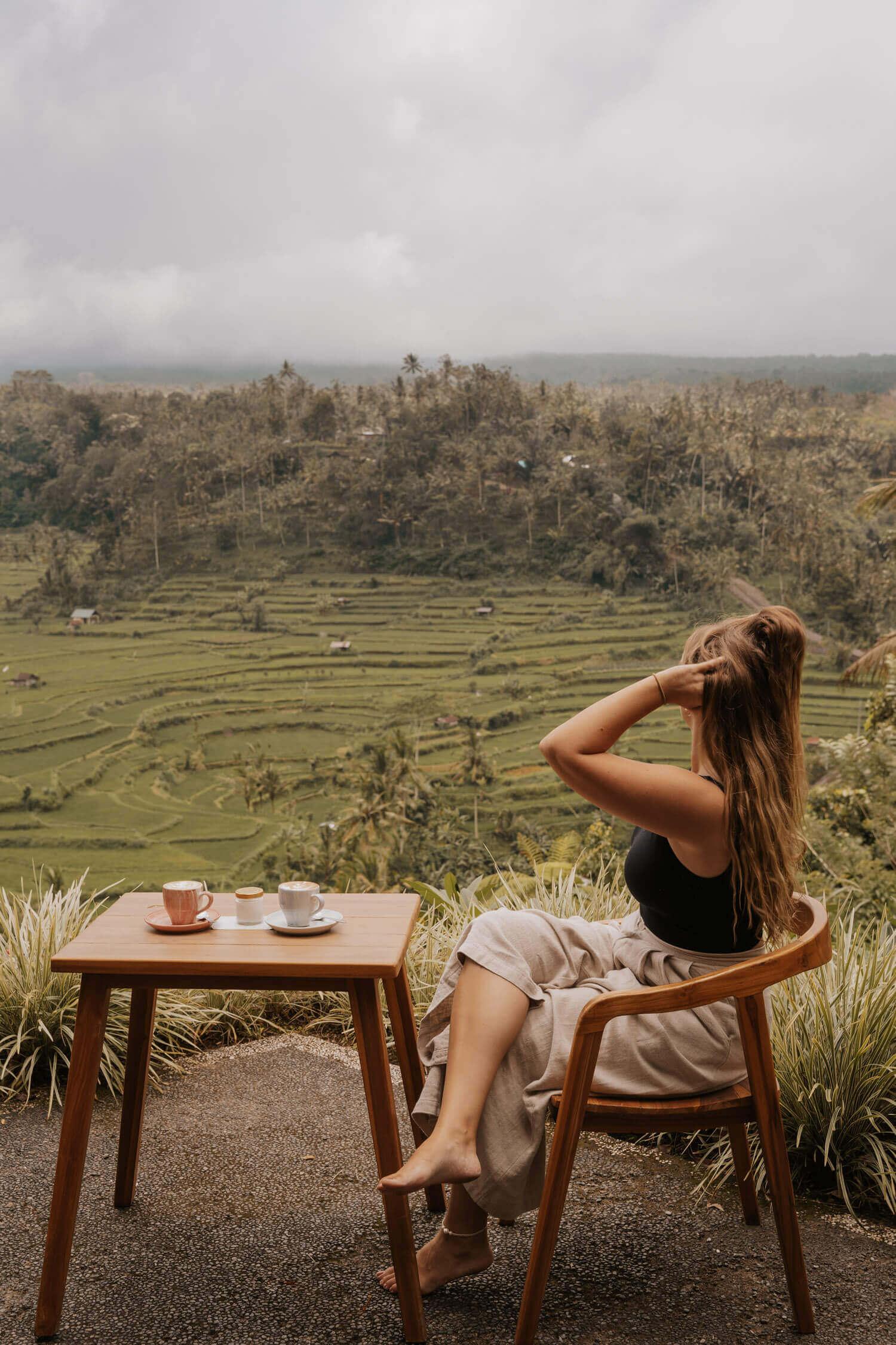 La Montagne Cafe Bali