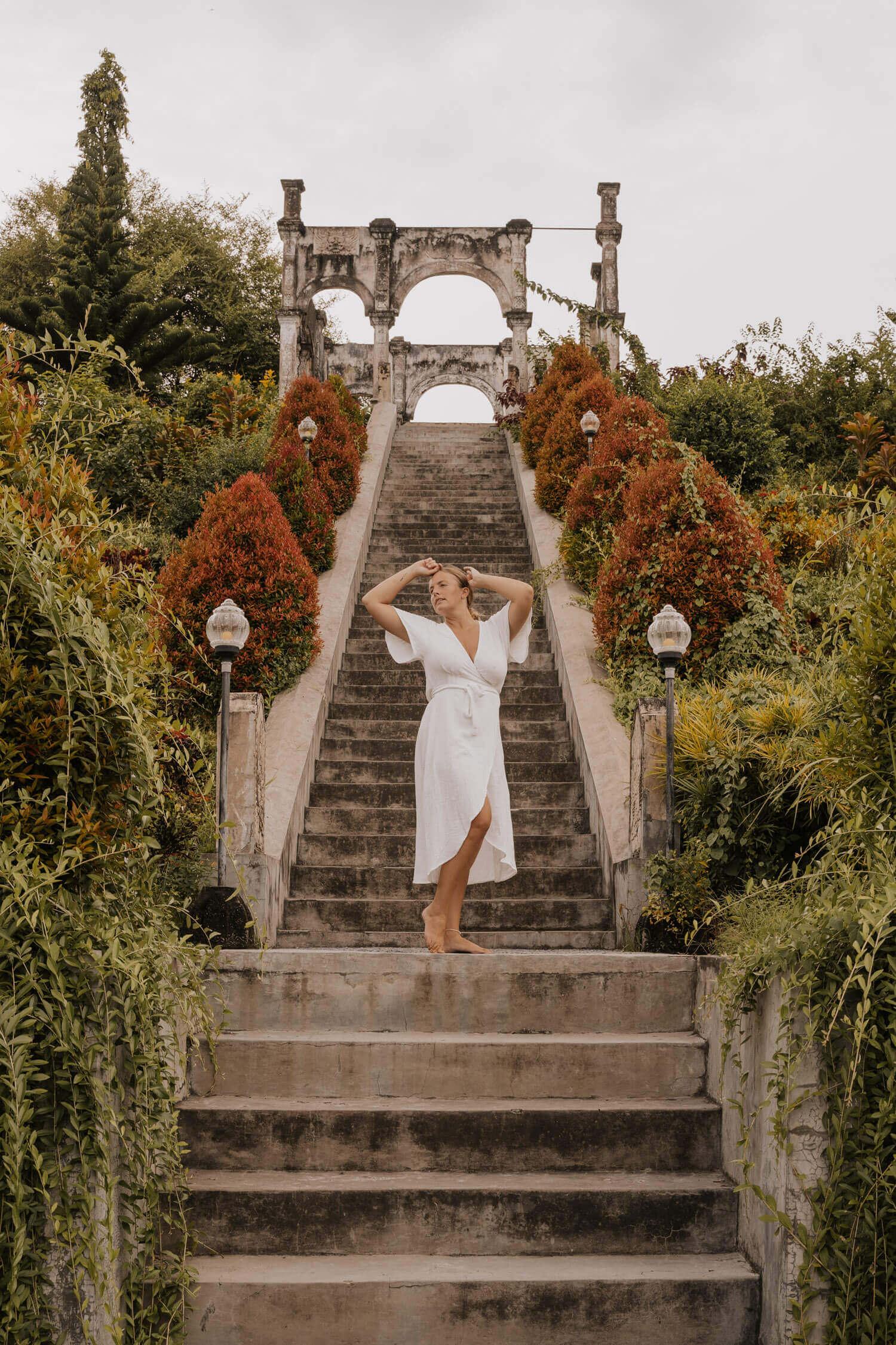 Taman Ujung Water Palace Bali Instagram Spots