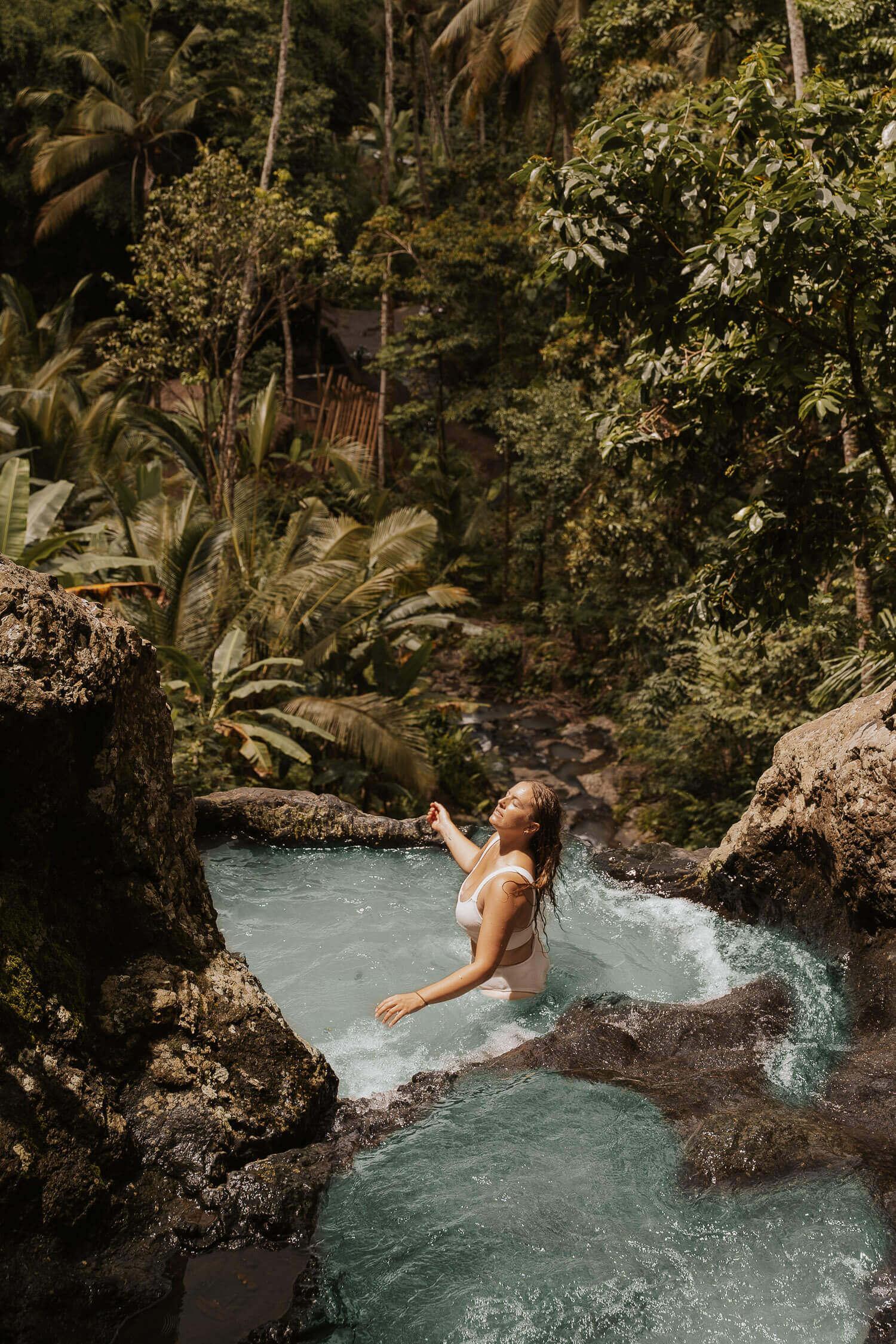 Gembleng Waterfall Bali Instagram