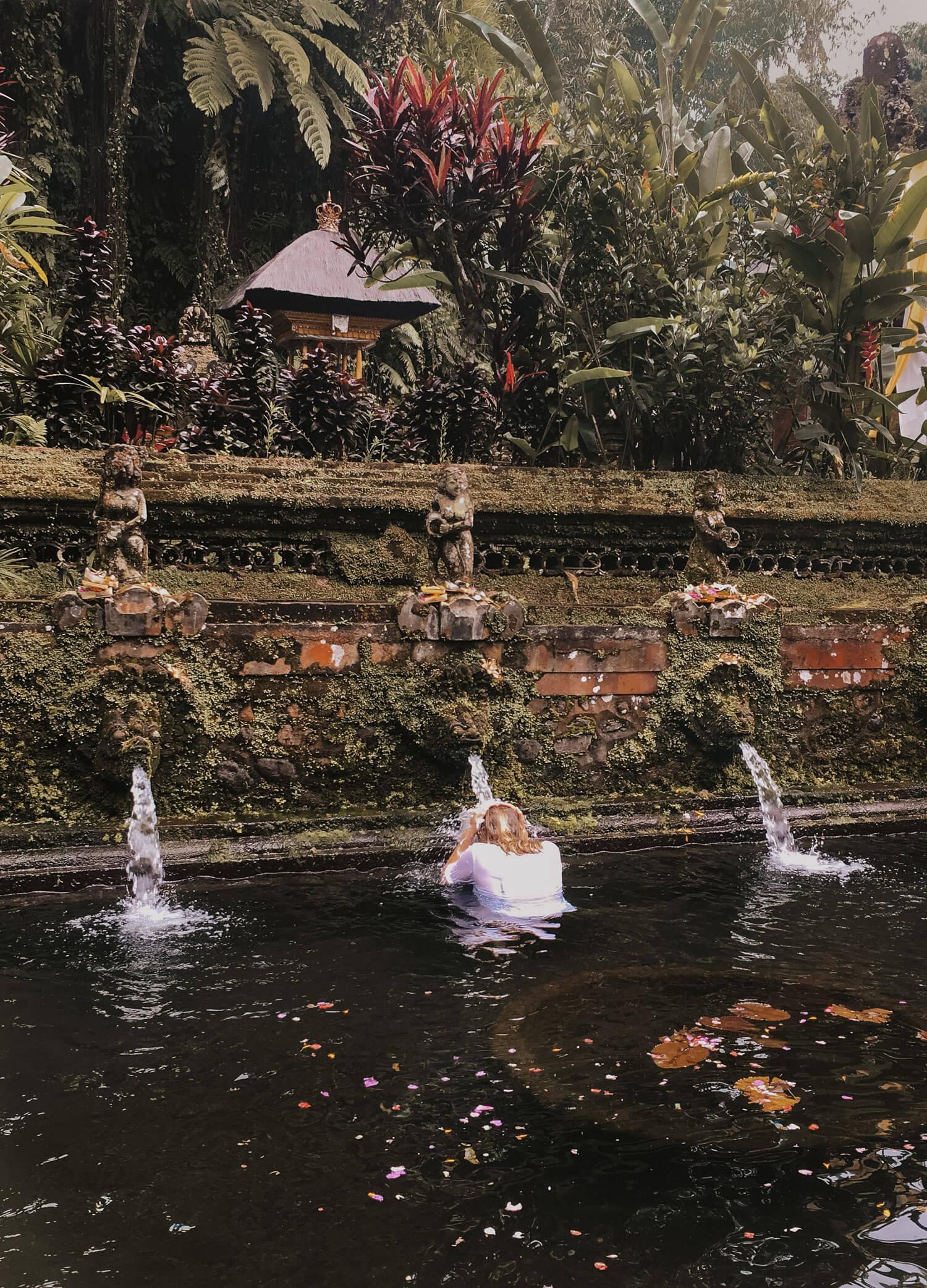 Sebatu Temple Ubud