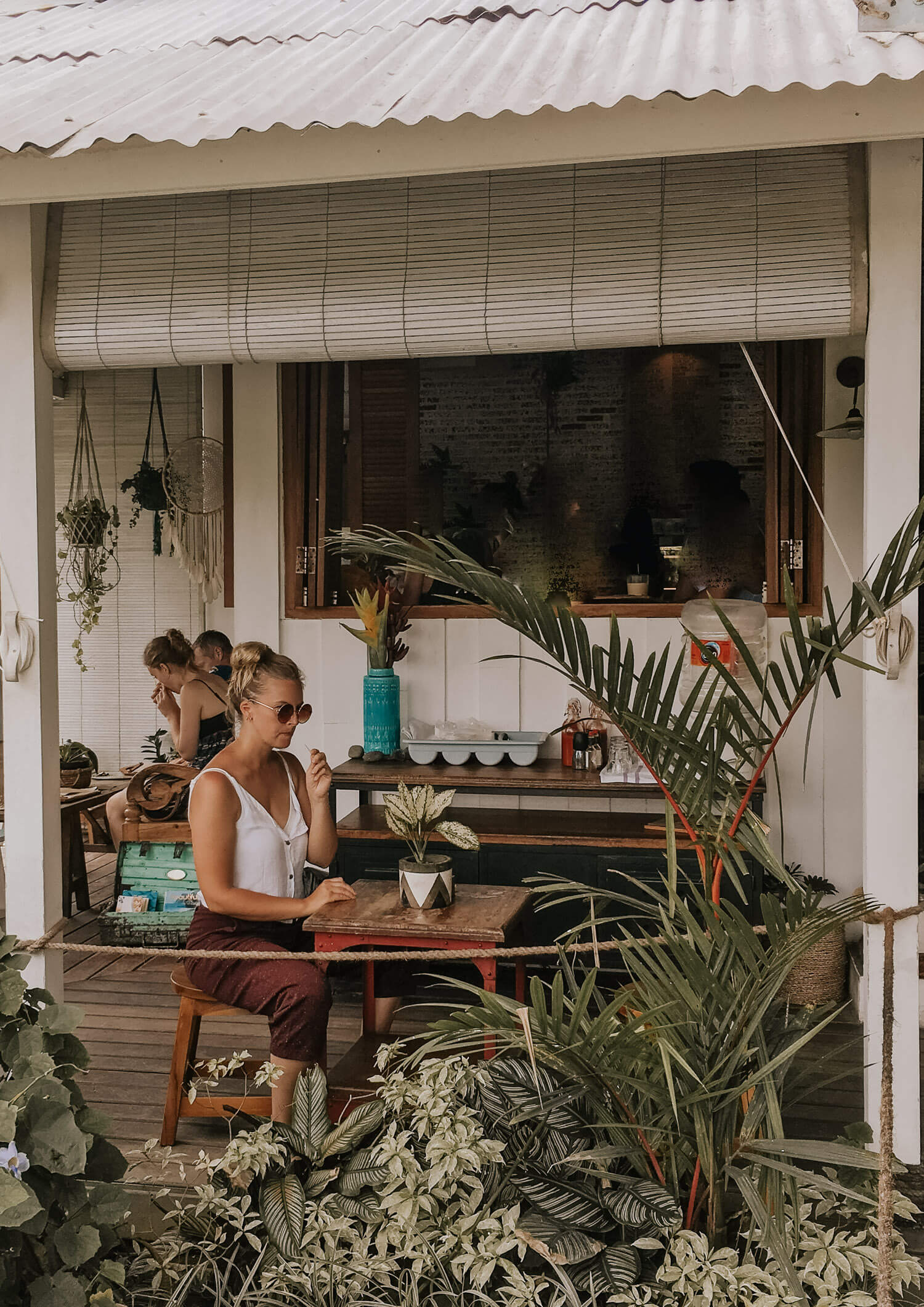 The shady shack most instagrammable cafe in bal