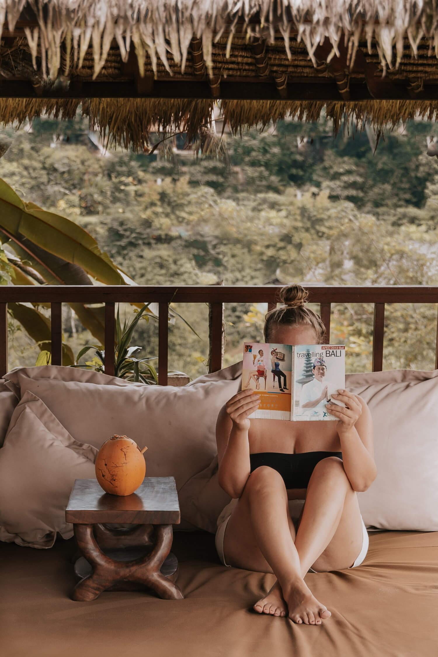 Villa Cella Bella Ubud Bali Most instagrammable hotels in bali