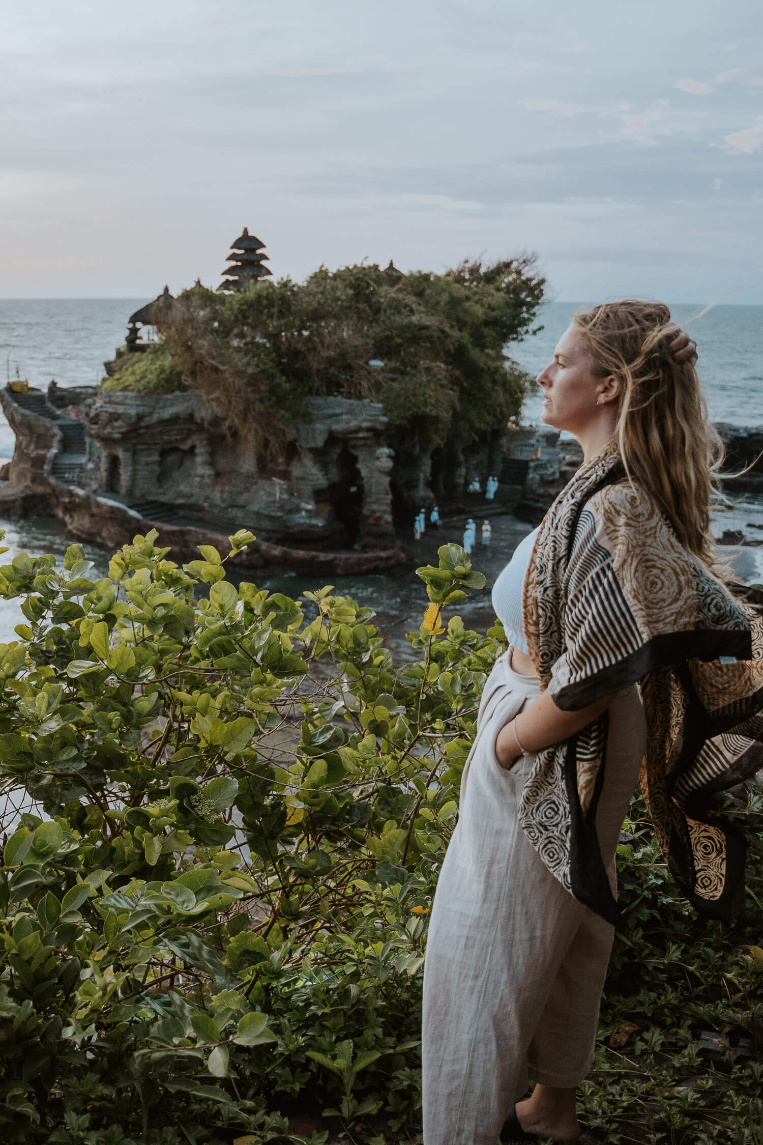 Tanah Lot most instagrammable places in bali