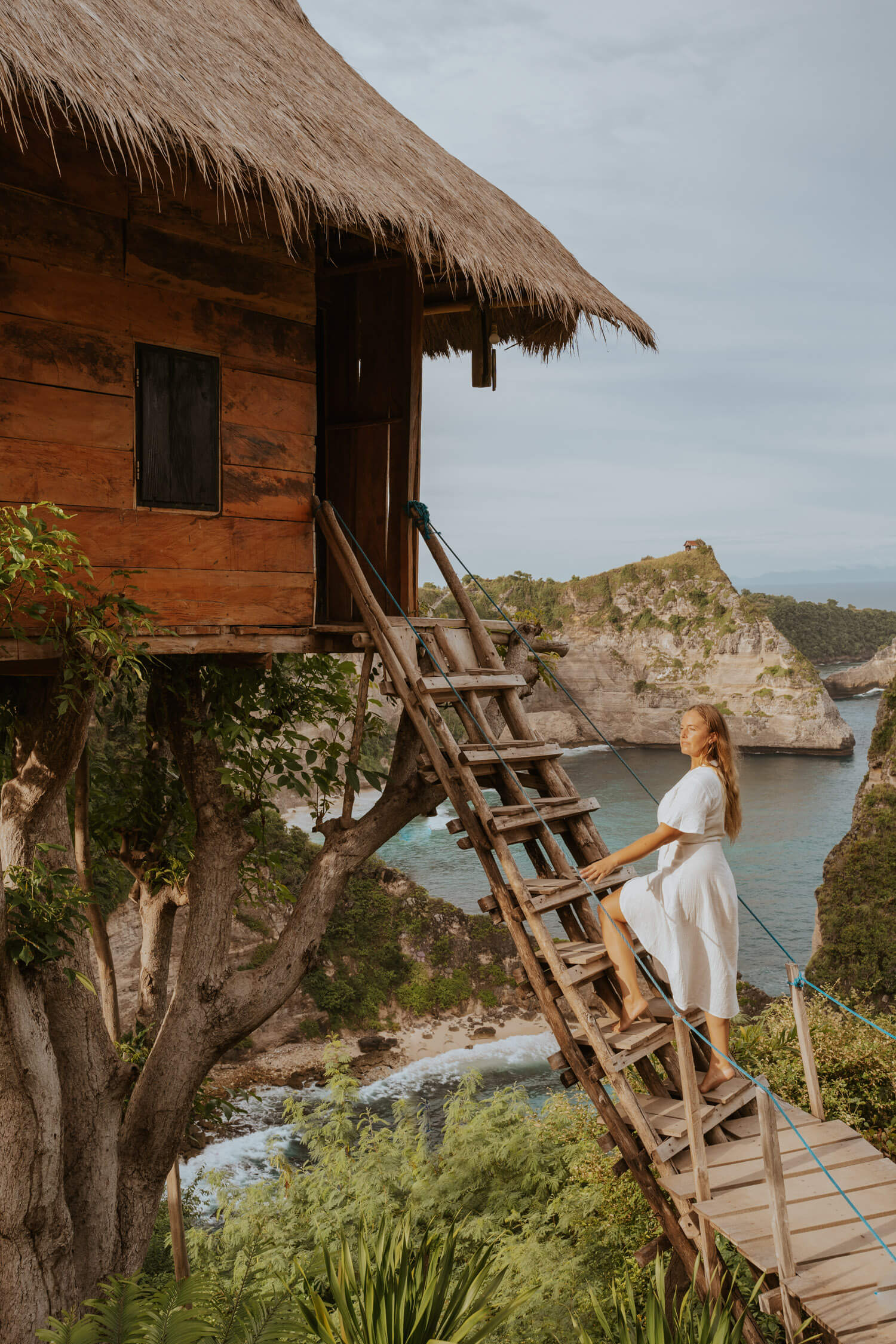 Treehouse Nusa Penida Most instagrammable places in bali