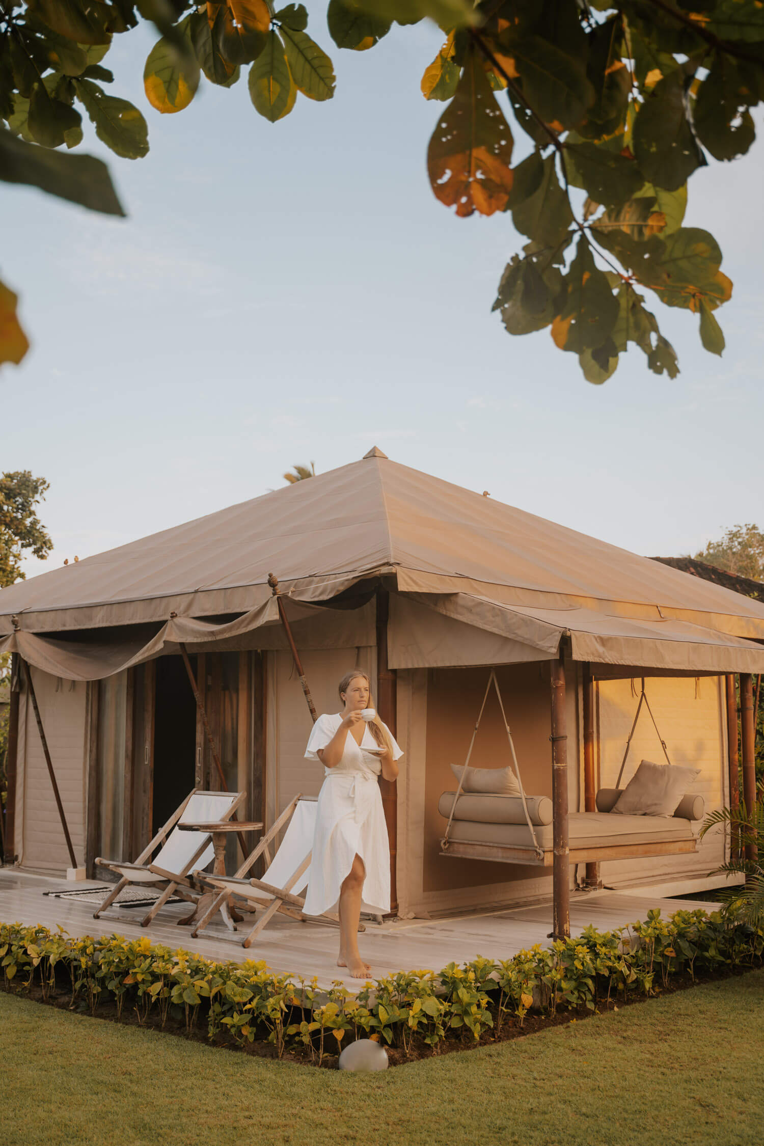 Bali Beach Glamping Most instagrammable hotels in bali