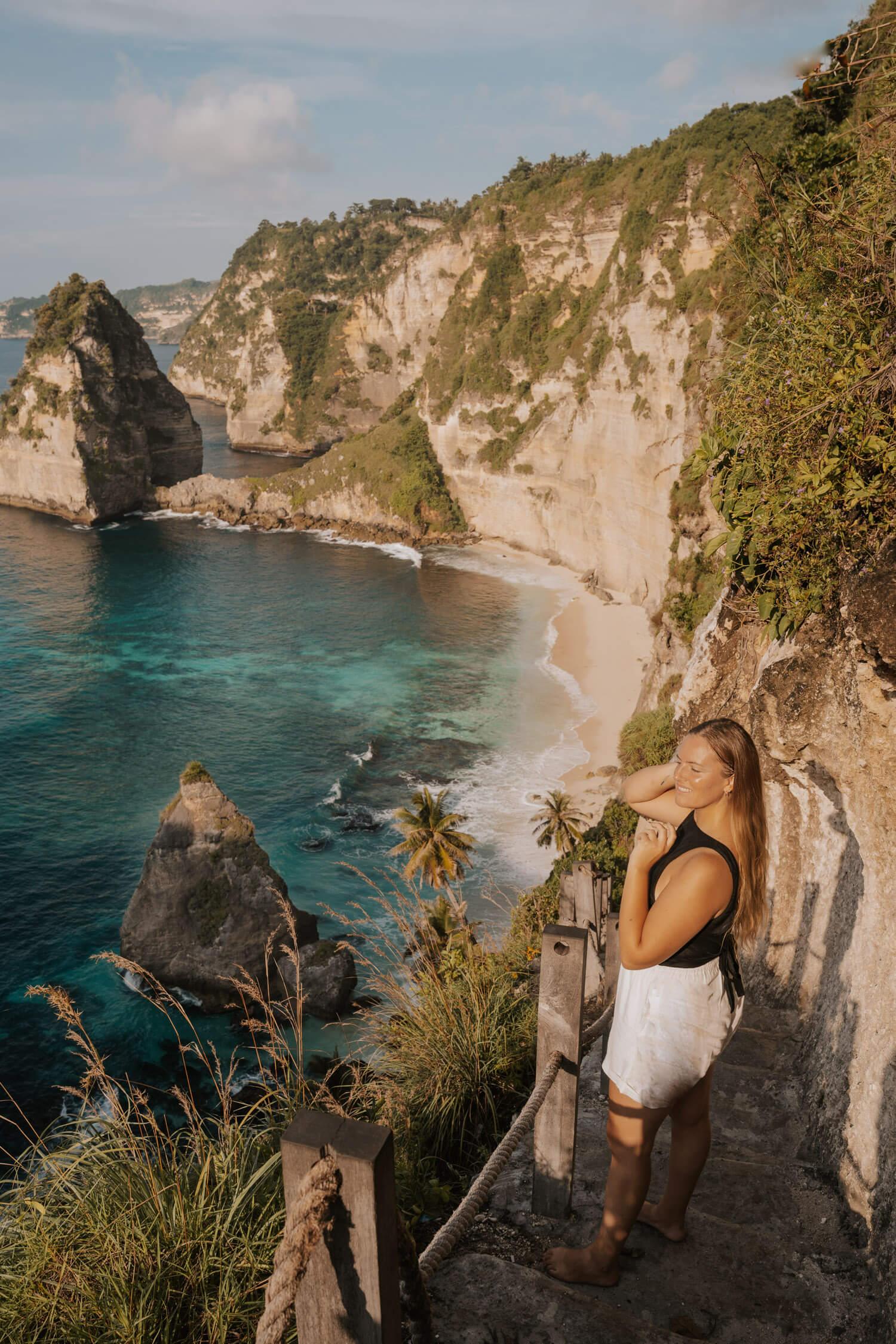 Diamond Beach Nusa Penida instagram bali