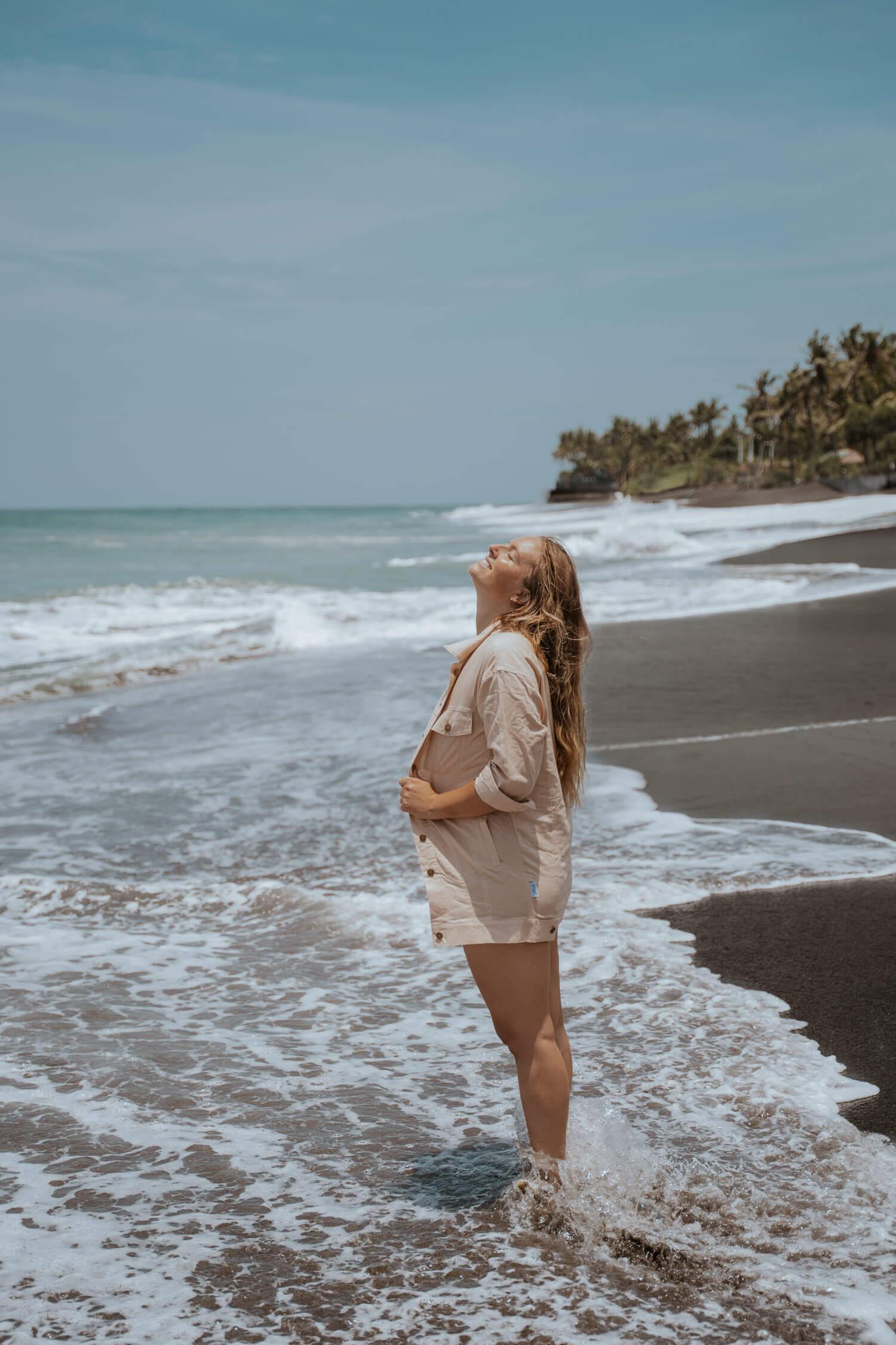 Seseh Beach Bali Instagram Spots