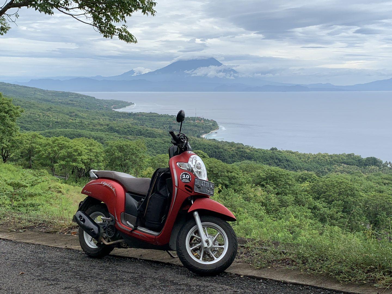 Angel's Billabong scooter rental