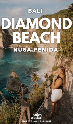 Diamond Beach Nusa Penida Pin