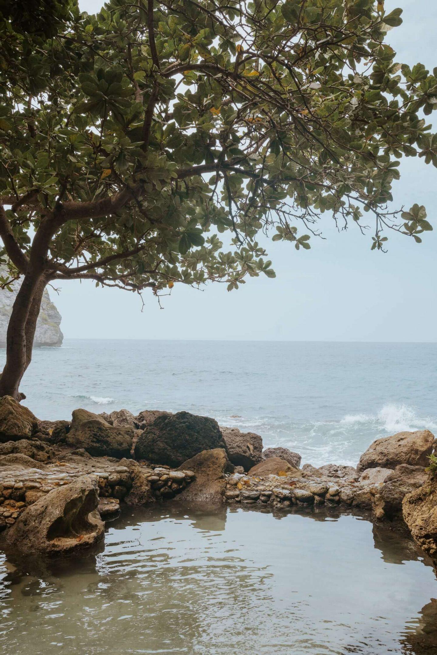 Tembeling Nusa Penida Natural Pool