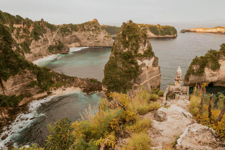 Nusa Penida places to visit
