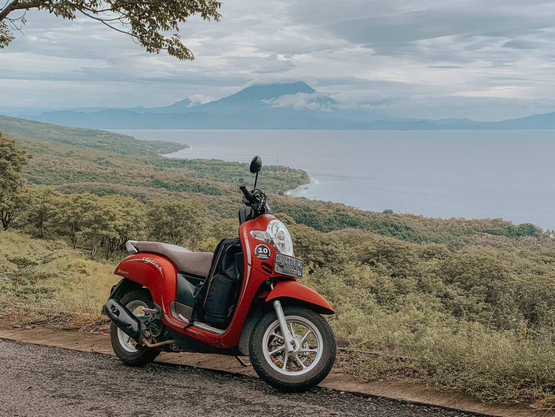 How to get around Nusa Penida